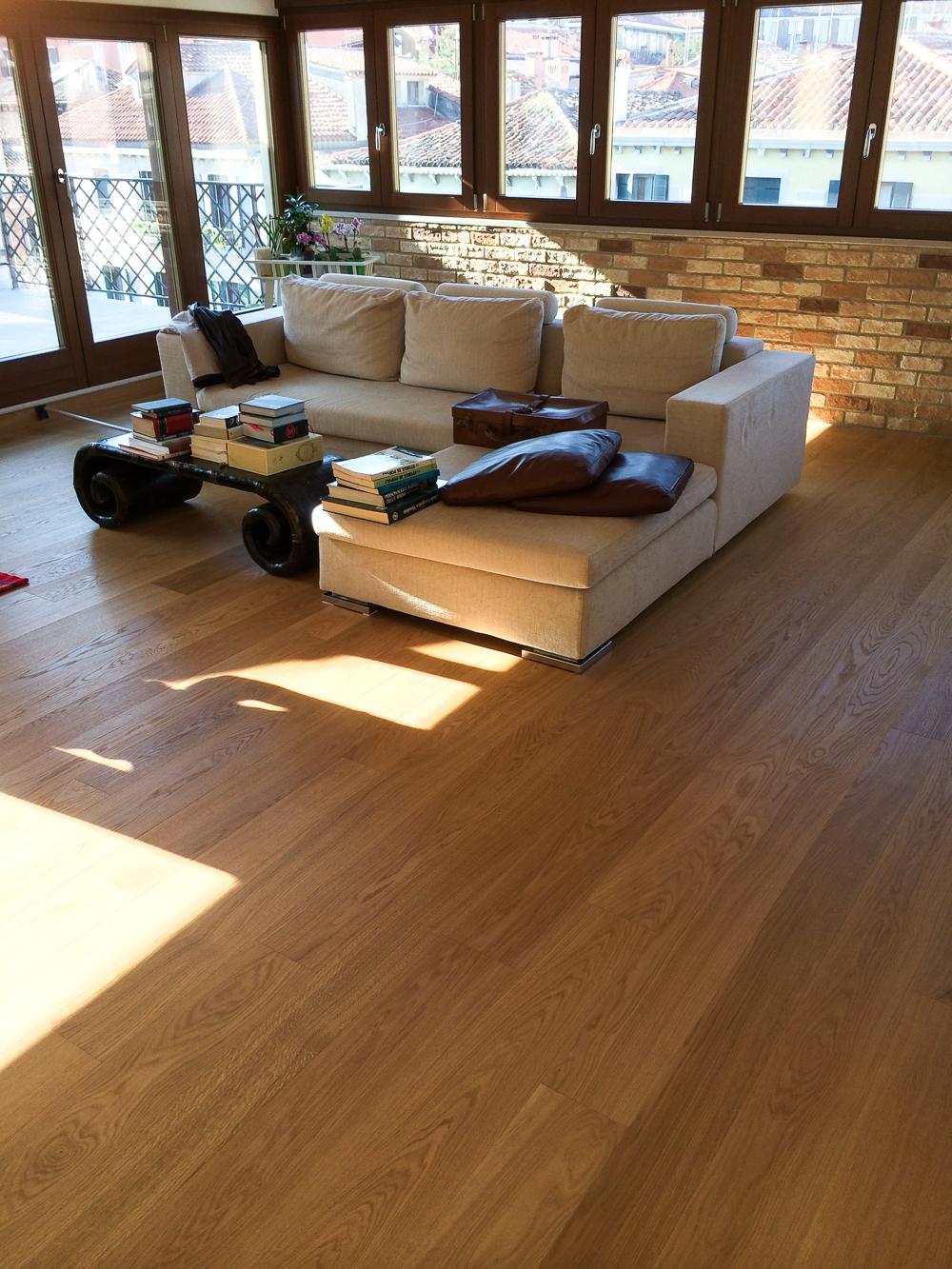 Pavimenti in legno pavilegno - Parquet prefinito ikea ...